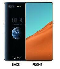 "ZTE Black Nubia X 6.26"" Dual Screen 8GB LPDDR4X RAM 128GB ROM USA Shipping!"