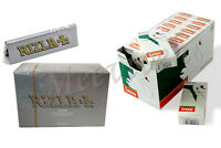 1200 RIZLA SILVER ROLLING PAPERS & 1200 SWAN MENTHOL EXTRA SLIM FILTER TIPS
