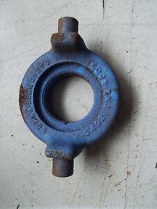 David Brown Cropmaster clutch thrust bearing carbon