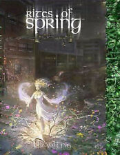Changeling The Lost RPG Rites of Spring HC  White Wolf  WW70201 Hardcover