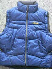 Original Ralph Lauren Polo Sport chaleco chaqueta talla L señores Men plumón azul Vest