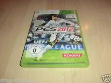 Pro Evolution Soccer 2012 / PES 2012 (Microsoft XBOX 360)