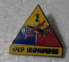 1st Armored Division - Hat Pin