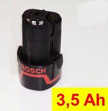 BOSCH Pila 10,8 V/12 V con 3,5Ah 3500mAh GSR etc