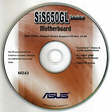 ASUS P4S133 P4S333 P4S533  Motherboard Drivers Install  M243