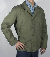 WWII US Navy N4 Deck Jacket, Size XXL