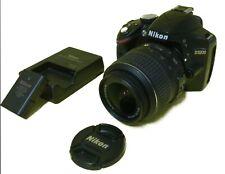 Nikon D3200 24.2MP Digital SLR Camera w/ 18-55mm AF-S G DX VR Lens
