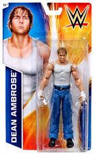 WWE BASIC DEAN AMBROSE SIGNATURE SERIES MATTEL WRESTLING FIGURE BRAND NEW BOXED