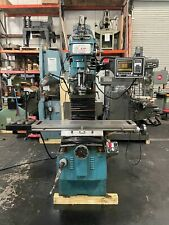 Swi Trak Trm Cnc Vertical Milling Machine 2 Axis Bed Mill Gmt 2606