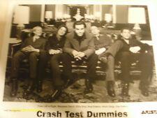 Crash Test Dummies Publicity Photo