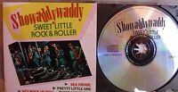 Showaddywaddy- Sweet little Rock ´n´ Roller- 23 Titel WIE NEU