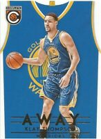 Klay Thompson Away Panini Complete 2016/17 NBA Basketball Card