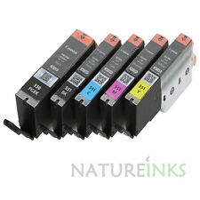 5 Genuine Canon Multipack PG550 / PGI550 CLI551 BK C M Y original ink cartridges