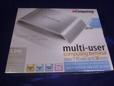 nComputing L200 Fast Ethernet Version- Remote Computing Terminal