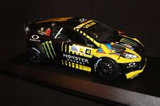 Minichamps Ford Fiesta RS WRC 2013 1:18 #46 Rossi / Cassina Monza Rally (AK)
