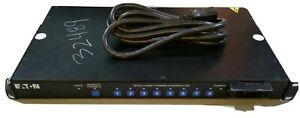 Used EATON  IPC3402-NET Intelligent Power Controller