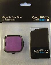 GoPro Hero3+Hero4 Dive Housing Green Water Color Correct Camera Magenta Filter