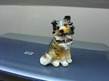 "NICE++ HOMCO HOME INTERIORS 11165-02 ""BEST FRIENDS"" 2002 COLLIE DOG FIGURE"