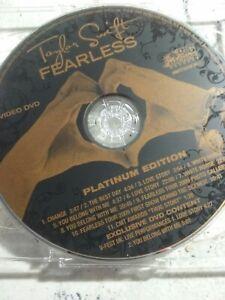 Fearless [Platinum Edition] [Bonus Tracks] [CD/DVD] by Taylor Swift (CD, Oct-20…