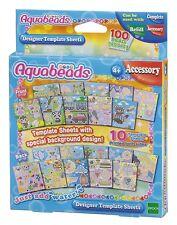 AQUABEADS Designer hojas de plantilla