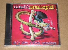 SLASH'S SNAKEPIT - IT'S FIVE O'CLOCK SOMEWHERE - CD SIGILLATO (SEALED)