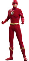 DC The Flash 2.0 Deluxe Action Figure 1:8 Grant Gustin CW Star Ace Sideshow