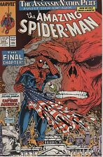 Marvel Comics Group! The Amazing Spider-Man! Issue 325!