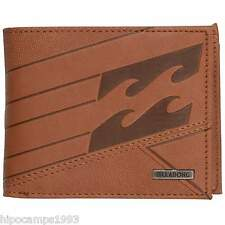 Cartera de piel sintética Billabong Junction Wallet Antique W5WM07