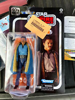 STAR WARS EMPIRE STRIKES BACK 40TH Anniversary Lando Calrissian Kenner Brand New