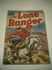 The Lone Ranger Comic #167 Oct 1947, Dell