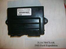 2003 Ford Expedition 4 X 4 TRANSFER CASE MODULE Pt# 2L14-7H473-AK   A REAL AK