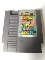 Nintendo NES Track & Field II 2 Video Game Cartridge Authentic