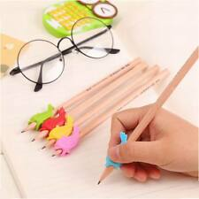 10xPencil Grip Device Children Hand Writing Correction Pen Posture Holder Aid AU
