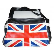 Union Jack Blue Satchel Bag