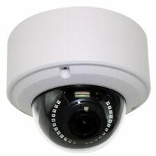 8 Megapixel 2160p UltraHD 4K IP 4X Motorized Zoom PoE IP Dome Security Camera