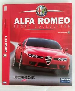RACCOGLITORE 'ALFA ROMEO SPORT COLLECTION'