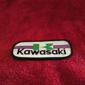 Kawasaki collectors badge or patch