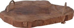 Ex Large Lengkeng Klengkleng Wood Plate Tree Slices Rustic Place Mats Boards