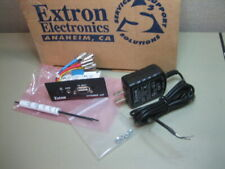Extron 70-147-11 Extender AAP VGA PC Input and Audio Line Driver - Black