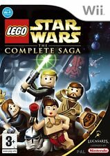 NEW - Lego Star Wars: The Complete Saga (Wii) 0023272005375