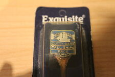 CUTTY SARK TALL SHIPS RACE - 1993 NEWCASTLE UPON TYNE - SILVER PLATED SPOON