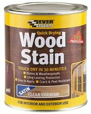 VARNISH WOOD SATIN FINISH 250ML Chemicals Coatings - VARNISH, WOOD, SATIN