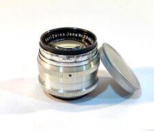 Zeiss Ikon 50mm Sonnar f1.5 #2846063 Screw-Mount