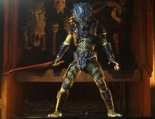 "NECA Predator 2 Ultimate Armored Lost Predator 7"" Scale Action Figure NEW"
