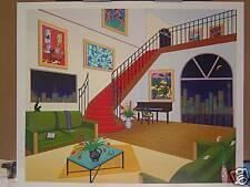 """Duplex with 6 Matisse""  by Fanch Ledan"