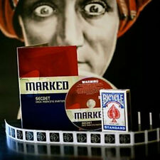 Marked - Bicycle Marked Deck Kit - Includes DVD and Deck - Magic Tricks - New