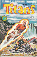 TITANS   66   COLLECTION    LUG