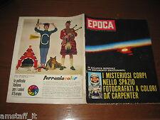 EPOCA 1962/611=WALL STREET=SCOTT CARPENTER=ACHILLE LAURO=