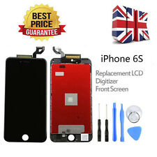 For iPhone 6S 4.7'' Black LCD Screen Digitizer Replacement New