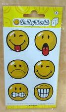 STICKERS ADESIVI SMILE by SMILEY WORLD diametro 3 cm cod.13430